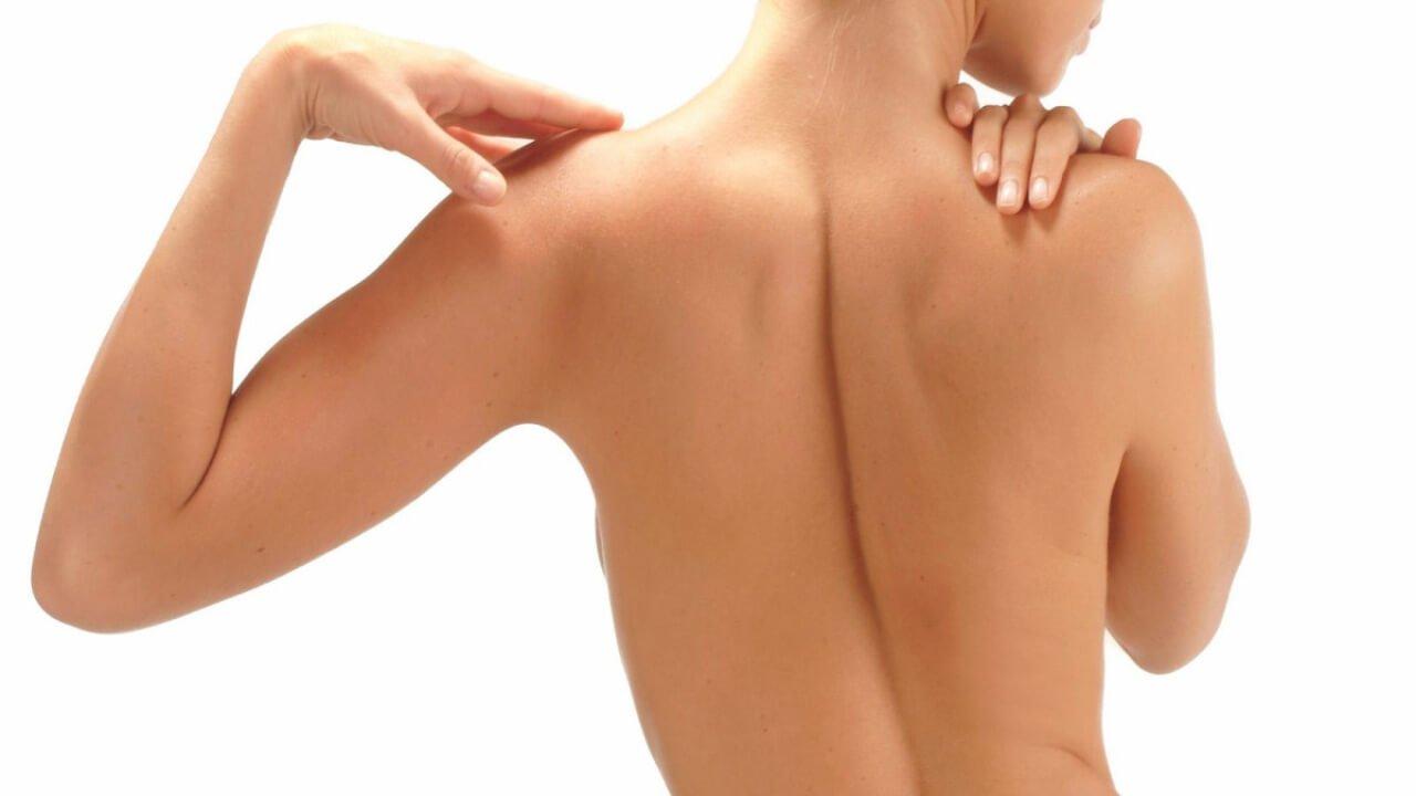 espalda sin espinillas