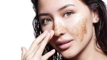 mascarilla de cafe para el acne