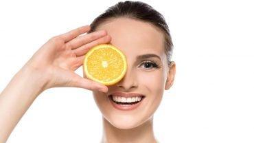vitamina c para el acne